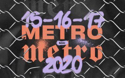 Festival Métro Métro – De retour pendant 3 jours consécutifs 💥